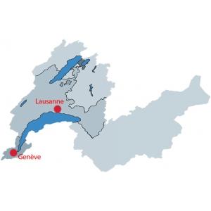 Carte suisse rom
