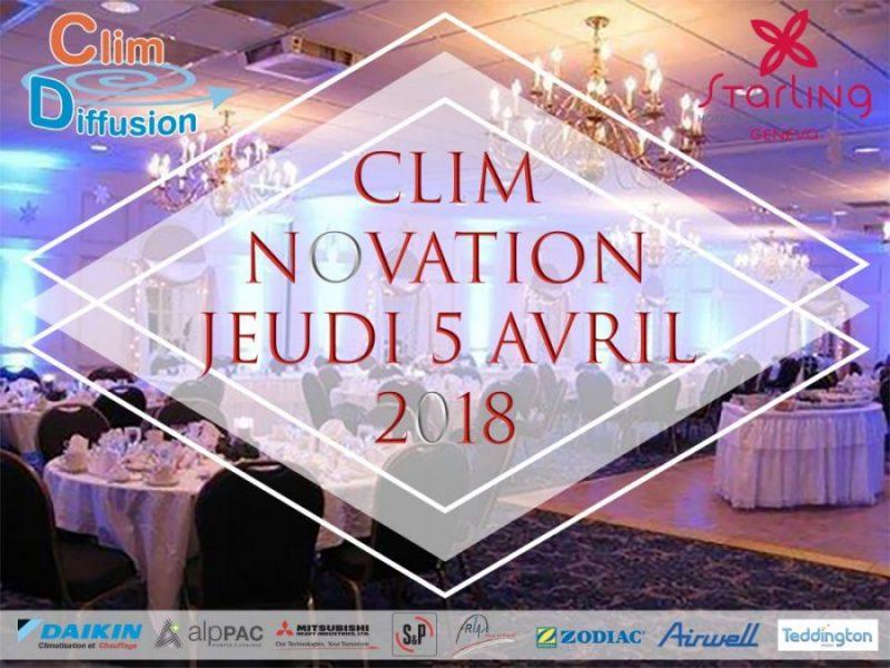 Clim Novation 2018