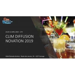 Clim Diffusion Novation 2019